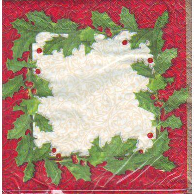Szalvéta Karácsonyi