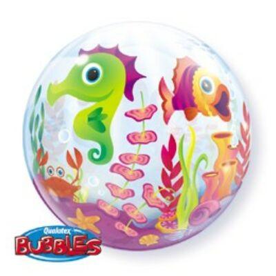 56 cm-es Creatures Bubbles tengeri állatok mintás Léggömb