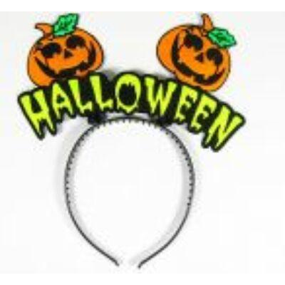 Halloween tökös fejpánt