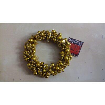 Karácsonyi bogyós arany gyűrű