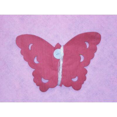 Girland, pillangós