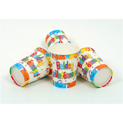 Pohár -  Boldog Születésnapot felirattal