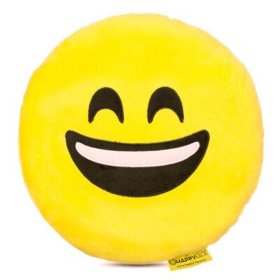 Emoji párna Nevetős