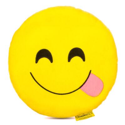 Emoji párna Nyelves