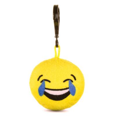 Emoji kulcstartó Sírva-nevetős