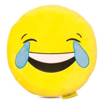 Emoji párna Sírva-nevetős
