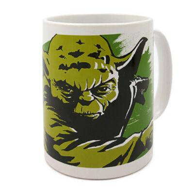 Star Wars bögre - Yoda