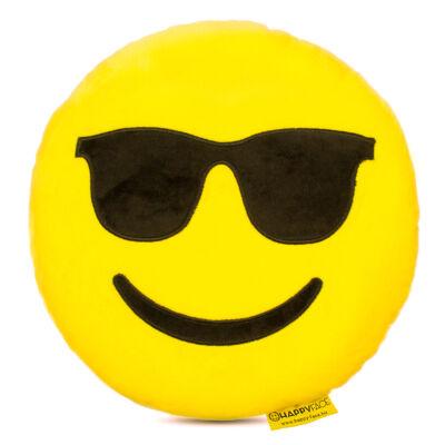 Emoji párna Napszemcsis