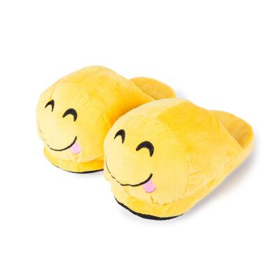 Emoji Nyelves Papucs (gyerek)