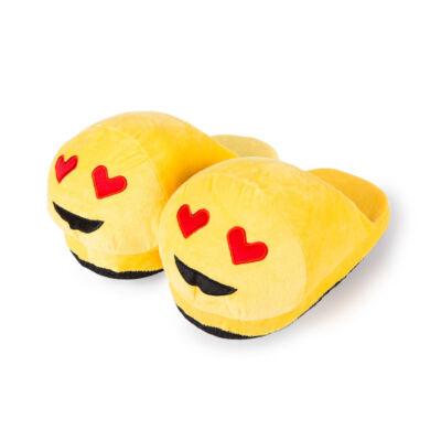 Emoji Szerelmes Papucs (gyerek)