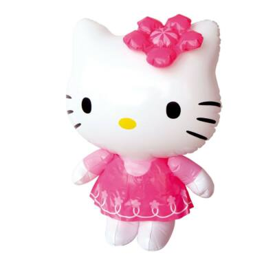 Felfújható figura - Hello Kitty