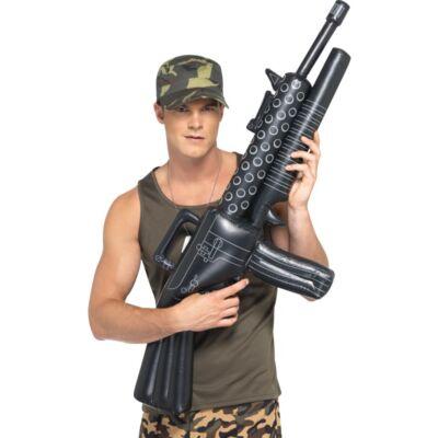 Felfújható gépfegyver