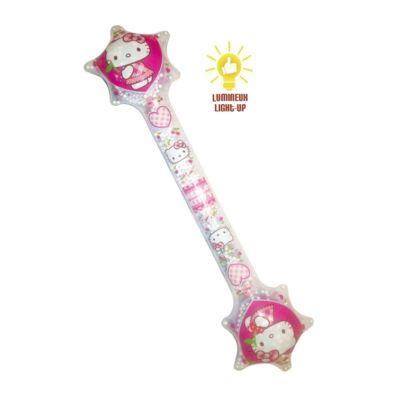 Felfújható világítós csillag - Hello Kitty