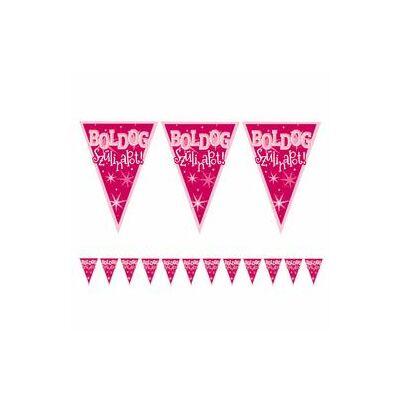 Boldog Szülinapot! Rózsaszín zászlófüzér