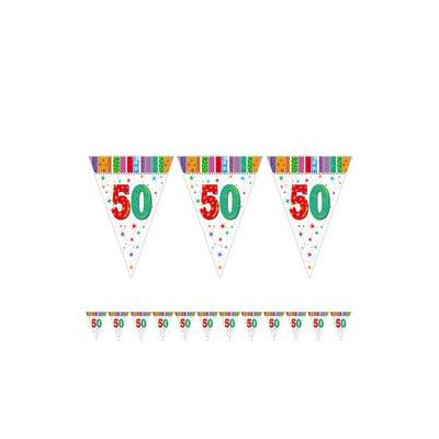 Zászlófüzér 50. születésnapra