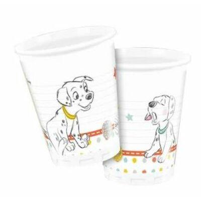 Disney baby shower műanyag pohár 8 db/cs