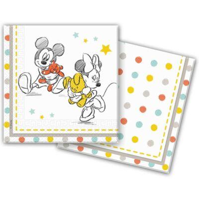 Disney baby shower szalvéta 20 db/cs