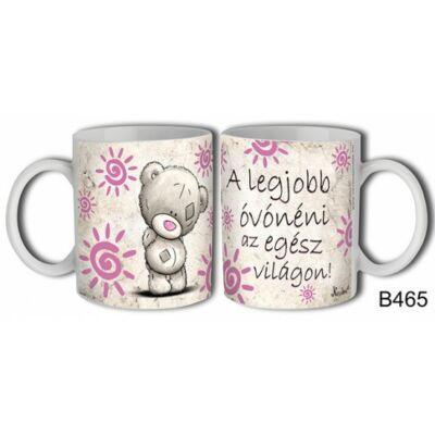 Bögre - A legjobb Óvónéni (macis)