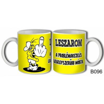 Bögre - Leszarom