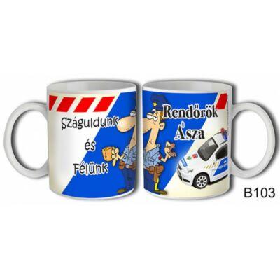 Bögre - Rendőrök Ásza