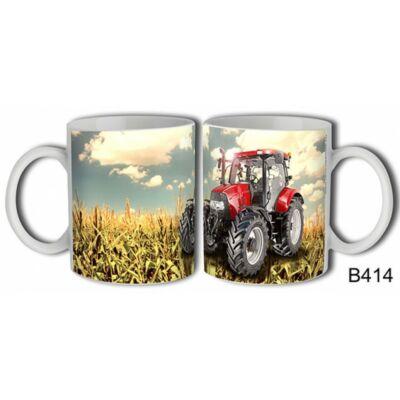 Bögre - Traktoros