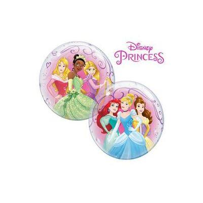 22 inch-es Bubbles léggömb - Disney Hercegnők