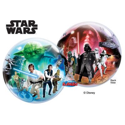 56 cm-es Star Wars Disney Bubbles léggömb