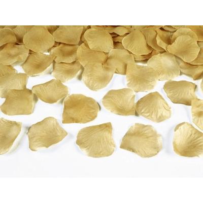 Arany rózsaszirom 100 db/cs