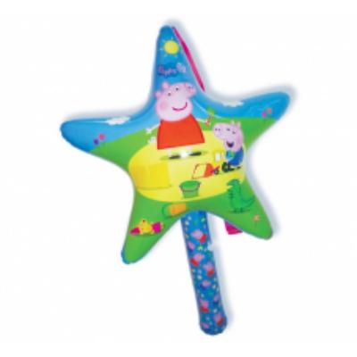 Felfújható csillag - Peppa malac