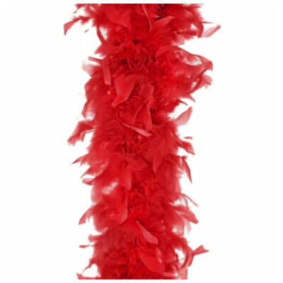 Vörös boa 180 cm
