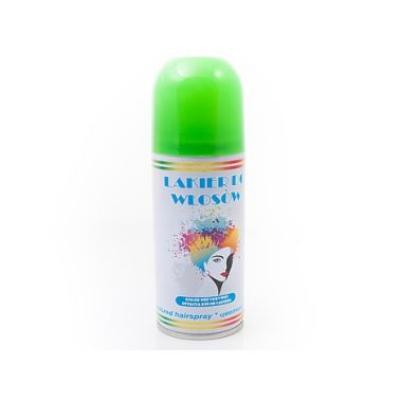 Zöld hajspray - 125 ml