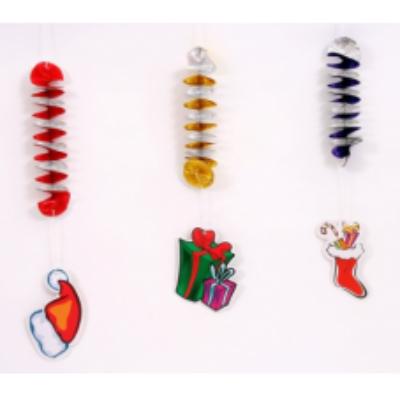 Karácsonyi függő dekoráció