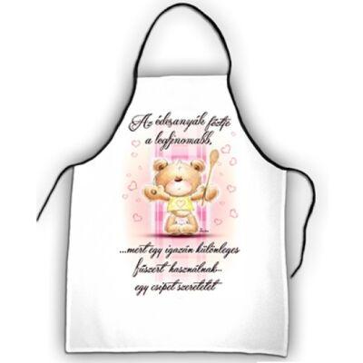 Kötény - Az édesanyák főztje a legfinomabb