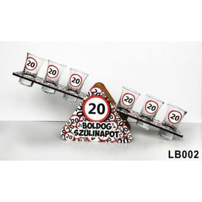 Libikóka - Boldog Szülinapot 20