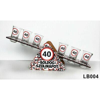 Libikóka - Boldog Szülinapot 40