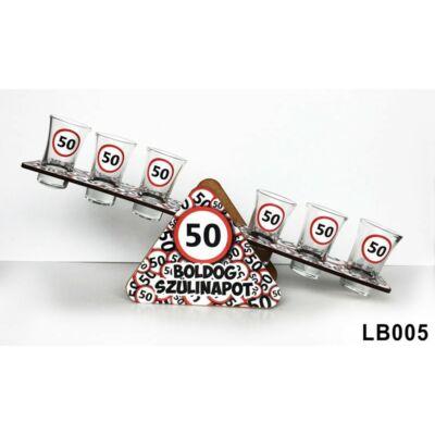 Libikóka - Boldog Szülinapot 50