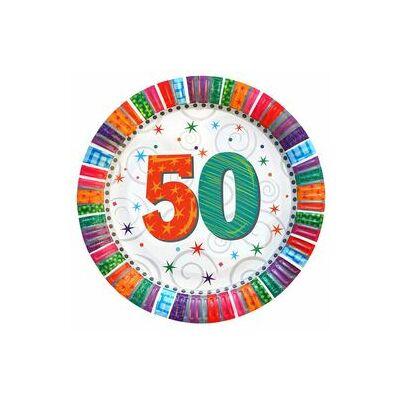 """Papír tányér - """"50"""""""