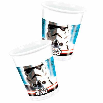 Star Wars pohár - 8 db-os